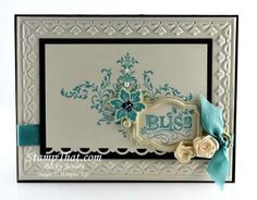 Stampin' Up! Sale-A-Bration Bliss  by Becky Jensen on February 11, 2011