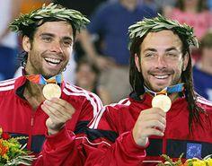 Medallas Olímpicas de Massú y González lideran hitos mundiales de la década