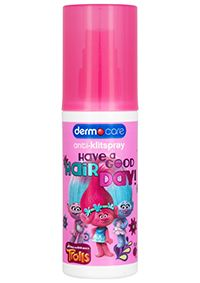 DermoCare Dermo Care Trolls shampoo douche anti-klit spray