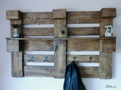 garderobe im vintage shabby look balkon pinterest vintage shabby look und produkte. Black Bedroom Furniture Sets. Home Design Ideas