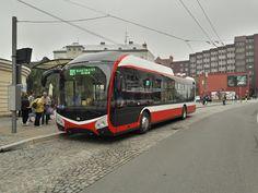 #dopravacz Novinky dopravy České republiky: Pardubice budou druhým městem, kde začnou jezdit t... Mercedes, Busses, Commercial Vehicle, Vans, Trucks, Videos, Vehicles, Photos, Travel