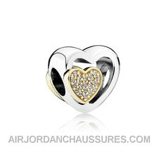 http://www.airjordanchaussures.com/pandora-two-hearts-in-one-charm-online.html PANDORA TWO HEARTS IN ONE CHARM ONLINE Only 46,00€ , Free Shipping!