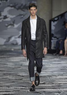 NEIL BARRETT Spring Summer 2016 Primavera Verano - #Menswear #Trends #Tendencias #Moda Hombre