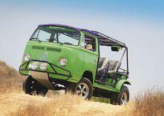 VW-safari-offroad-bus--just in case I ever go on a safari....