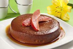 recetas saladas y dulces: Flan de mamey