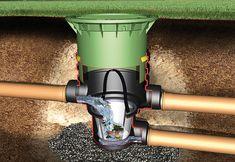Podzemní filtrační šachta DN 400 - 340020