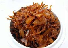 Spicy Fried Dried Anchovies /Sambal Ikan Bilis Recipe -  Very Delicious. You must try this recipe!