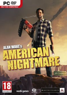 """Alan Wake's American Nightmare"" 2012 Survial Horror /Third Person Shooter"