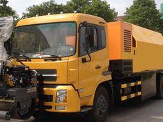 To meet the road repair road maintenance equipment Integrated road maintenance vehicles