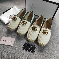 New new size 18059955283 Gucci Shoes, New Product, Cartier, Latest Fashion, Chloe, Espadrilles, Style, Mont Blanc, Espadrilles Outfit