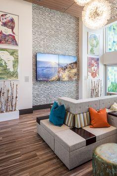 clubhouse design loft condo apartment pinterest clubhouses
