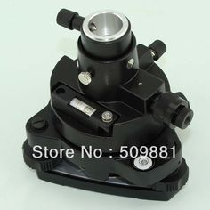 78.00$  Buy now - http://ali3jf.worldwells.pw/go.php?t=957367582 - BLACK TRIBRACH & ADAPTER W/ OP FITS PRISM SETUP
