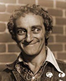 """In 1977, Marty Feldman was Nominated for a Golden Globe Award - Best Motion Picture Actor in a Supporting Role for: """"Silent Movie""""."""