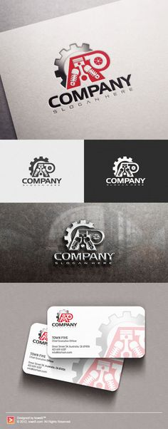 AUTO SPORT GEAR LOGO Choose a logo you love and we'll add your business name within 24 hours! Perfect for these industries: Automotive & Vehicle, Retail, Sports