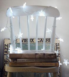 Star Magic, Home Look, Christmas Lights, Shabby, Interior, Instagram Posts, Christmas Fairy Lights, Indoor, Interiors
