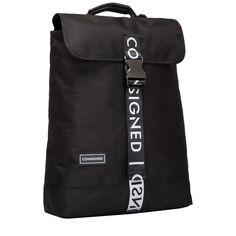 Black Backpack, Backpacks, Black And White, Bags, Fashion, Handbags, Moda, Black N White, Fashion Styles