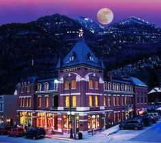 Ouray Colorado...this place is beautiful