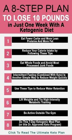 A 8 Step Plan to Lose 10 Pounds in Just One Week With A Ketogenic Diet - Militar Diat Ketogenic Diet Results, Cyclical Ketogenic Diet, Ketogenic Diet Weight Loss, Diet Meal Plans To Lose Weight, Low Carb Diet Plan, Ketogenic Diet Meal Plan, Keto Meal, Ketosis Diet, Ketogenic Lifestyle