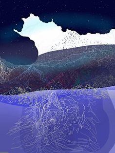 Jan Valik, digital print, 2012 - 13