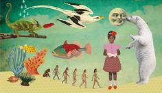 """Livre pour enfant : L'écologie de A à Z"""""""