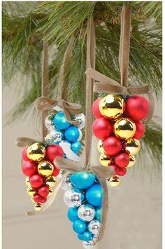 Grape bauble ornaments. Bauble, Hanukkah, Affair, Polka Dots, Wreaths, Ornaments, Home Decor, Decoration Home, Door Wreaths