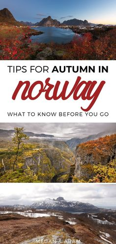 Hiking Norway, Norway Travel Guide, Go Hiking, Visit Oslo, Visit Norway, Visit Bergen, Famous Waterfalls, See The Northern Lights