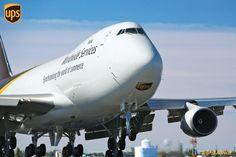 UPS B-747