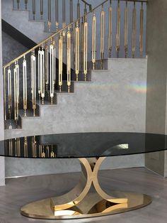 Stairs, Metal, Furniture, Design, Railings, Banisters, Stairway, Staircases