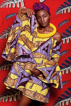 "continentcreative: ""Tshilidzi Mukosi and Celine Okonnaya for UFL Magazine Africa by 72 Photography "" African Inspired Fashion, African Print Fashion, Ethnic Fashion, African Prints, Ankara Fashion, Fashion Black, African Wear, African Women, African Dress"
