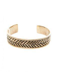Gold Tone Deadvlei Bracelet