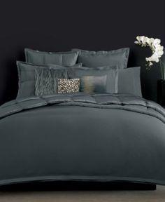https://yroo.com/af/1130108/ruid/21327 Donna Karan Bedding, Tailored Pleat California King Bedskirt Bedding