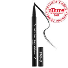 Shop Kat Von D's Tattoo Liner at Sephora. This liquid eyeliner has an innovative brush tip for effortless, precise application.