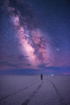 Stunned By The Galaxy by Prajit Ravindran on 500px  )