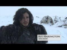 Making Of Game Of Thrones Season 3: Vlog #3 - Intensity Of Iceland