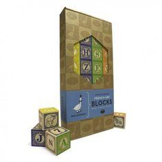 Cubes Uncle Goose