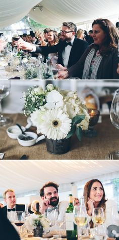 A Black Tie Destination Wedding In France With A Couture Morgan Davies Dress And Pink Bridesmaid Dresses And Rustic Decor Photographed By Mister Phill. 0013