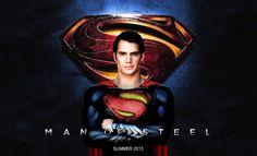 Henry Cavill as Superman - Man of Steel - HQ Wallpaper by Henry Cavill Fanpage, via Flickr