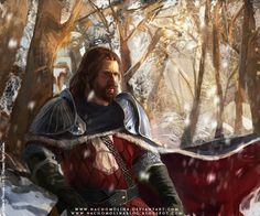 Galbart Glover by Nachomolina for A Game of Thrones LCG. Published by Fantasy Flight Games