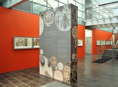Exhibition graphics for an exhibition about microscopes at the Corning Museum of Glass, on view until early 2017. For the title wall, we designed a circular graphic pattern inspired by the microscope lens. Each circle contains a close-up detail of drawings depicting objects discovered through the microscope. We collaborated with Selldorf Architects and the museum's …