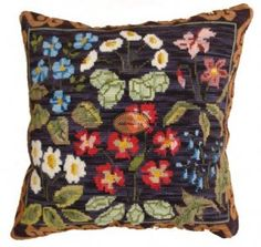 Cojines / Cushions- Flores Silvestres 3