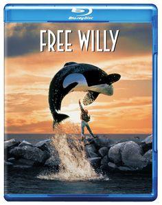 Free Willy - Blu-Ray (Warner Home Video Region A) Release Date: August 4, 2015 (Amazon U.S.)