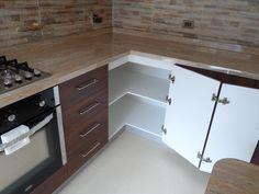 Kitchen Cupboard Designs, Kitchen Room Design, Diy Kitchen Storage, Diy Kitchen Decor, Interior Design Kitchen, Kitchen Layout Plans, Kitchen Modular, Modern Kitchen Interiors, Cuisines Design