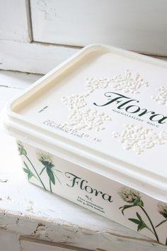 Beautiful alternative Flora packaging design...