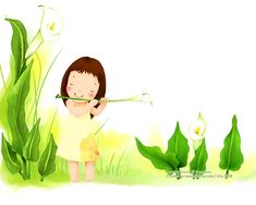 Children's illustrations : Children's Day Art Illustrations - Childhood Memories and Fun 1280*1024 NO.2 Wallpaper