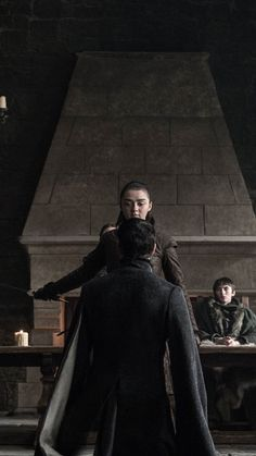Arya Stark kills Littlefinger Game of Thrones Related Post Game of Thrones cast has no idea how the show will. (Season Jon Snow Game of Thrones map with the shields of each dynas. Arya with Brotherhood without banners Game Of Thrones Tattoo, Game Of Thrones Arya, Game Of Thrones Facts, Game Of Thrones Costumes, Game Of Thrones Quotes, Game Of Thrones Funny, Game Of Thrones Dragons, Liam Cunningham, Rory Mccann