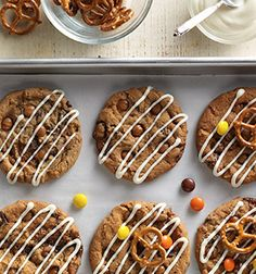 Check out this delicious recipe for Sweet & Salty Cookies from 25 Merry Days at Ralphs!