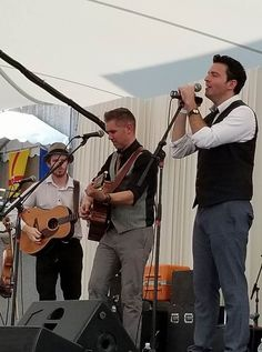 Byrne and Kelly Kansas City Irish Festival 2017