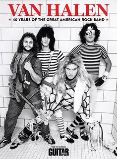 Van Halen ganha biografia