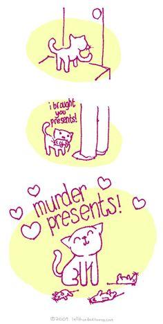 Presents !, Murder presents !