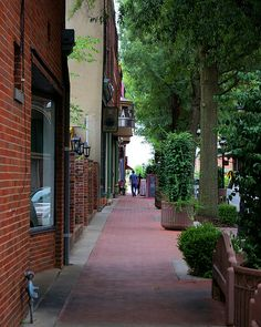 Downtown Paducah, #walkit